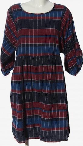 Junarose Dress in XXL in Blue