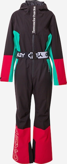 OAKLEY Спортен костюм 'CASSIA' в мента / червена боровинка / черно, Преглед на продукта