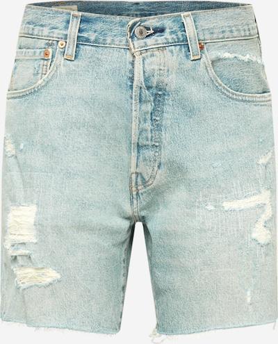 LEVI'S Shorts '501® '93' in blue denim / hellblau, Produktansicht