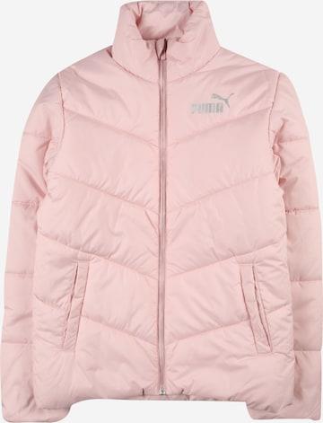 rozā PUMA Starpsezonu jaka