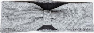 Zwillingsherz Bandeau en gris clair, Vue avec produit