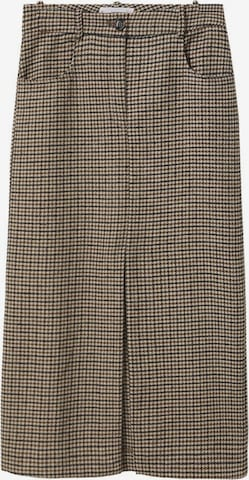 MANGO Skirt 'justice' in Brown
