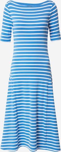 Rochie 'MUNZIE' Lauren Ralph Lauren pe albastru deschis / alb: Privire frontală