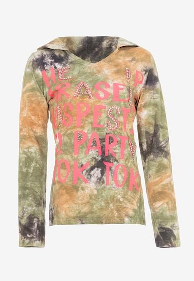 CIPO & BAXX Shirt in braun / mischfarben, Produktansicht