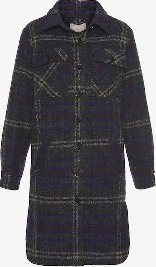 TAMARIS Between-Season Jacket in Blue / Grey / Red / Black, Item view
