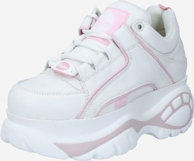 Buffalo London Baskets basses en rose clair / blanc, Vue avec produit