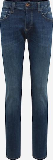 CAMEL ACTIVE Jeans 'HOUSTON' i blue denim: Frontvisning