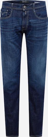 Jeans REPLAY pe albastru denim, Vizualizare produs