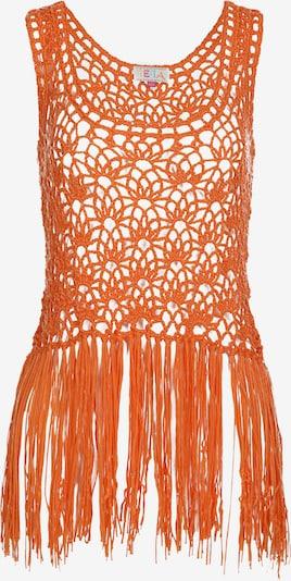 IZIA Top in orange, Produktansicht