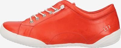 COSMOS COMFORT Schnürschuh in rot / weiß, Produktansicht