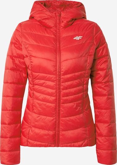 4F Sport-Jacke in rot, Produktansicht