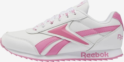 Reebok Classic Sneaker ' Royal Classic Jogger 2' in pink / weiß, Produktansicht