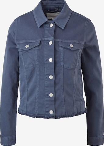 s.Oliver Overgangsjakke i blå