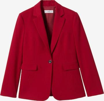 MANGO Blazer 'BOREAL' i rød