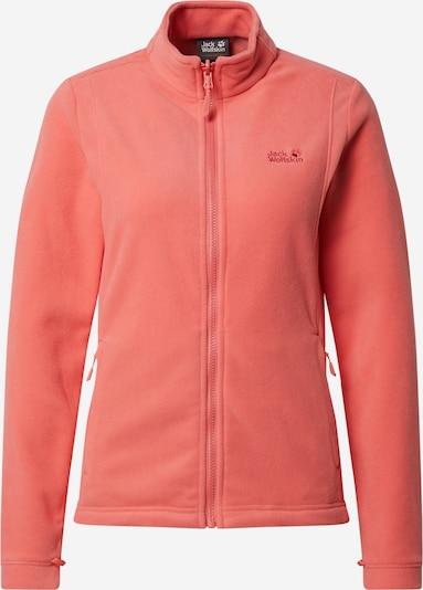 JACK WOLFSKIN Functionele fleece jas 'KIRUNA' in de kleur Oudroze, Productweergave