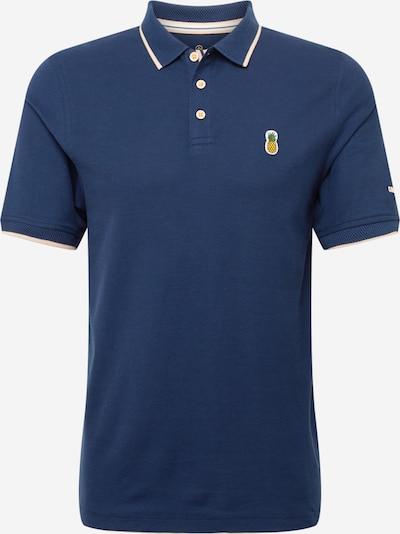 COLOURS & SONS T-Krekls 'DORIAN', krāsa - zils: Priekšējais skats