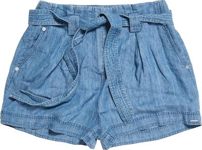 Superdry Pantalon à pince 'Desert Paper' en bleu, Vue avec produit