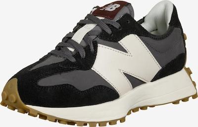 new balance Sneaker in grau / schwarz / weiß, Produktansicht