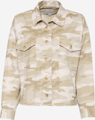 American Eagle Jacke in hellbraun / hellgrau / weiß, Produktansicht
