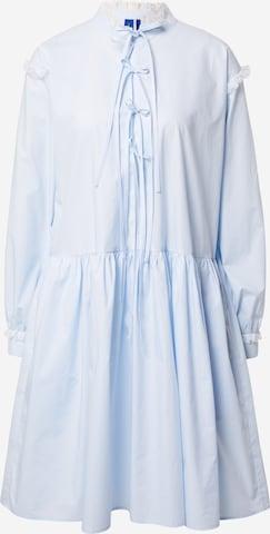 Résumé Kleid 'Elena' in Blau