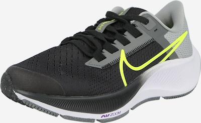 NIKE Sportovní boty 'Air Zoom Pegasus 38' - svítivě žlutá / tmavě šedá / černá, Produkt
