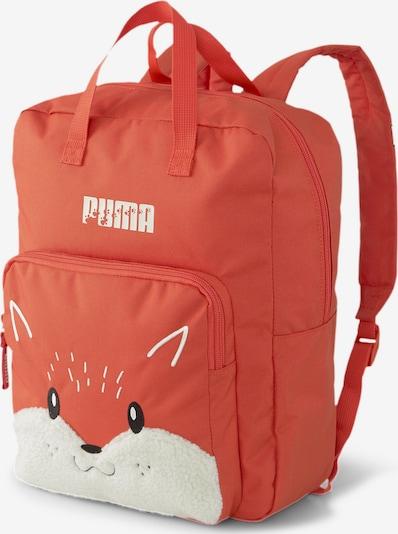 PUMA Sporttas in de kleur Oranjerood, Productweergave