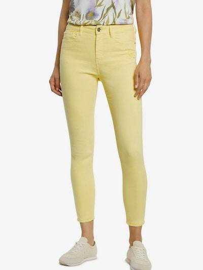 Pantaloni 'ALBA' Desigual di colore giallo, Visualizzazione modelli