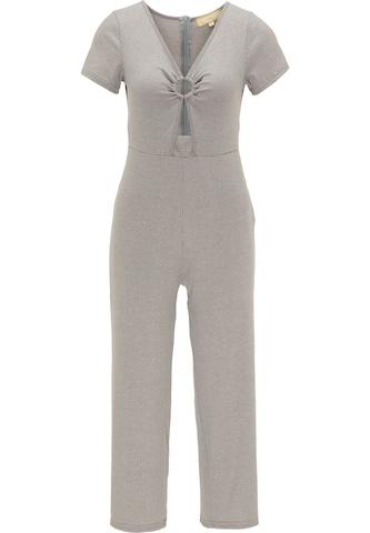 MYMO Jumpsuit in Grijs