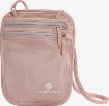 EAGLE CREEK Brustbeutel 'Undercover' in Pink