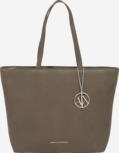 ARMANI EXCHANGE Shopper en beige oscuro, Vista del producto