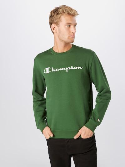 Champion Authentic Athletic Apparel Sweater majica u zelena: Prednji pogled