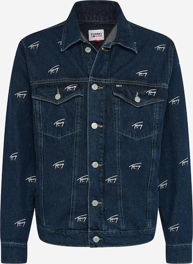 TOMMY HILFIGER Overgangsjakke i mørkeblå / rød / hvid, Produktvisning