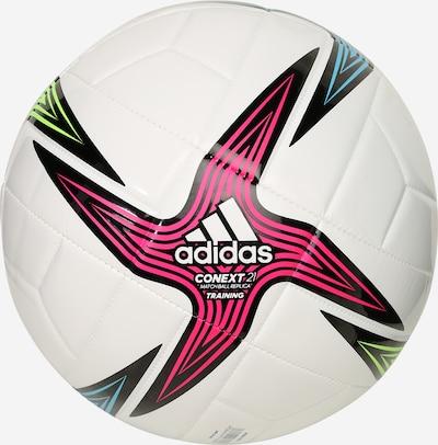 ADIDAS PERFORMANCE Boll 'Conext 21' i rosa / svart / vit, Produktvy