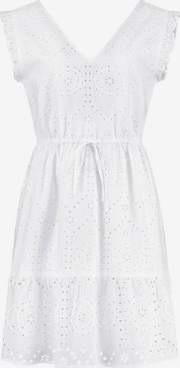 Shiwi Robe d'été 'MALAGA' en blanc, Vue avec produit