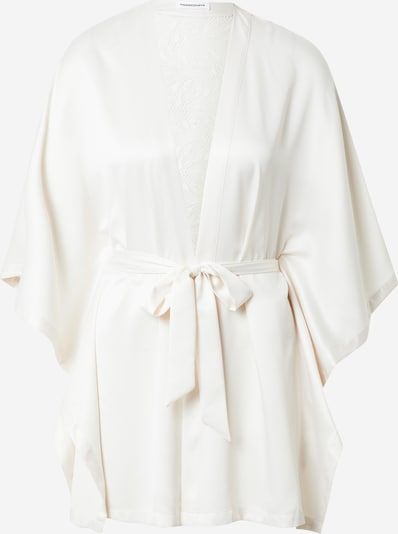 PASSIONATA Dressing gown in Pearl white, Item view