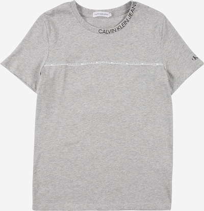Calvin Klein Jeans Tričko - světle šedá, Produkt
