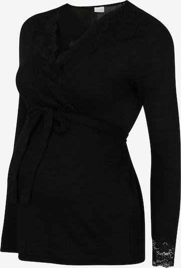 MAMALICIOUS Camiseta 'Dia Tess' en negro, Vista del producto