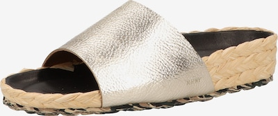 MAHONY Zapatos abiertos en plata, Vista del producto