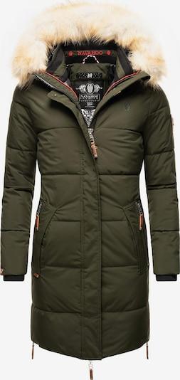 Cappotto invernale 'Halina' NAVAHOO di colore oliva, Visualizzazione prodotti