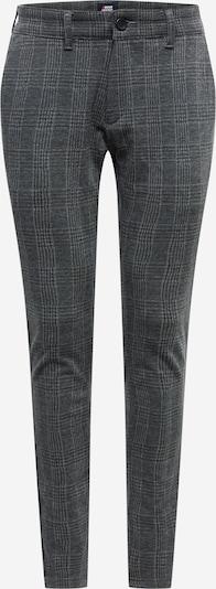 Denim Project Pantalon chino 'Ponte' en gris / gris foncé, Vue avec produit