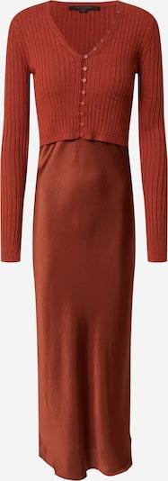 AllSaints Vestido 'Ondra' en marrón rojizo, Vista del producto
