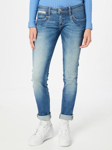 Herrlicher Jeans 'Piper' in Blauw