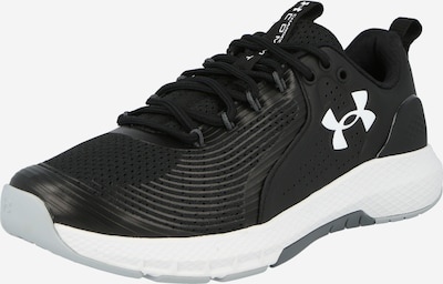 UNDER ARMOUR Zapatos deportivos 'Charged Commit 3' en negro / blanco, Vista del producto