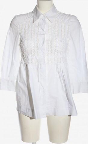 Philosophy di Alberta Ferretti Blouse & Tunic in M in White