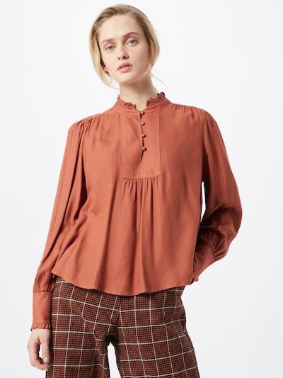 Bluză 'Neela' VERO MODA pe roşu închis, Vizualizare model