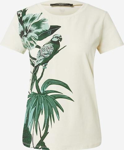 Weekend Max Mara Shirt 'SELVA' in de kleur Beige / Grasgroen, Productweergave
