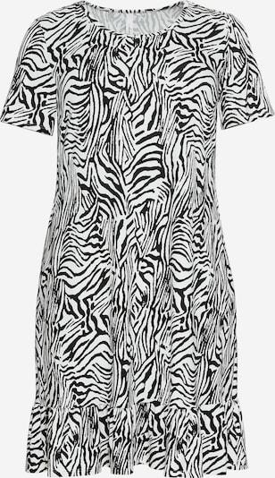 Suknelė iš SHEEGO, spalva – juoda / balta, Prekių apžvalga