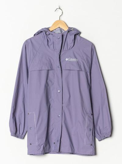 COLUMBIA Regenmantel in L in lavendel, Produktansicht