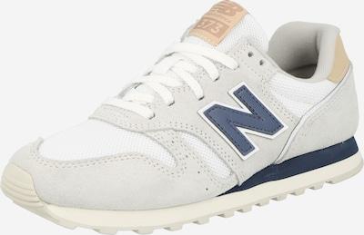Sneaker bassa '373' new balance di colore beige / blu / bianco, Visualizzazione prodotti