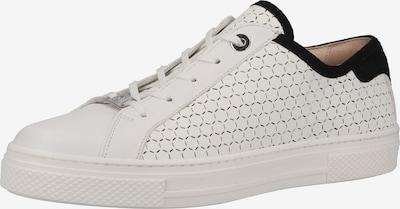 HASSIA Sneaker in schwarz / weiß, Produktansicht